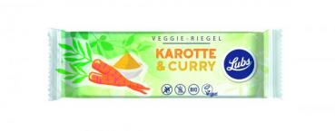 Veggie-Riegel Karotte & Curry  BIO