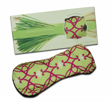 Aromatic Eye Pillow - Thai Seide Lemongrass
