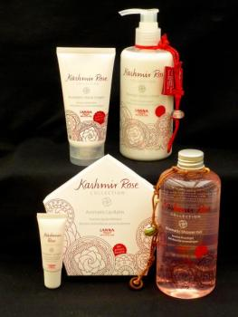 Rice Kashmir Rose Body Lotion